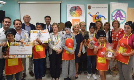 """Pinches de los colegios La Cañada, Emilio Varela y Francisco de Asís los mejores cocineros del concurso """"Lápiz y Cuchara"""""""