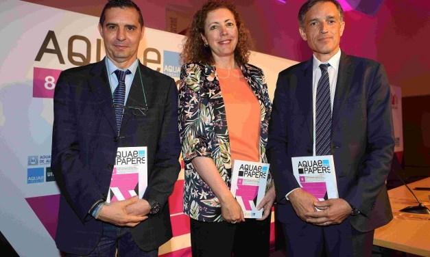 """Aguas de Alicante i Fundació Aquae presenten la publicació """"Aquae Papers 8"""""""