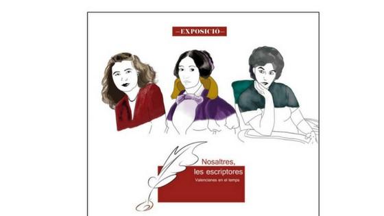 La Biblioteca de Callosa d'en Sarrià acull del 21 de juny al 6 de juliol l'exposició 'Nosaltres, les escriptores. Valencianes en el temps'