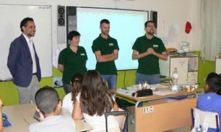 Més de 1000 escolars d'Alacant s'han convertit en grands herois de la sostenibilitat en la III campanya infantil sobre el canvi climàtic