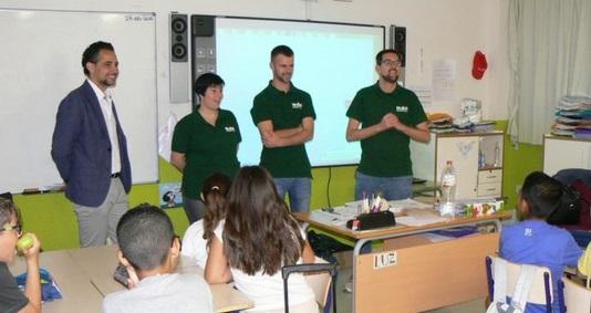 Más de 1000 escolares de Alicante se han convertido en grandes héroes de la sostenibilidad en la III campaña infantil sobre el cambio climático