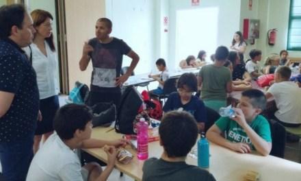 Comença la 14ª Escola Municipal d'Estiu de Finestrat