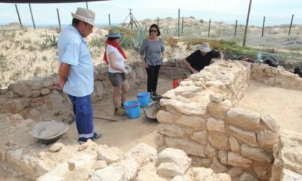 Guardamar será objeto de cinco actuaciones arqueológicas antes de final de mes