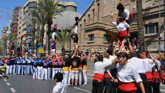 Dia gran dels Muixerangues a Alacant