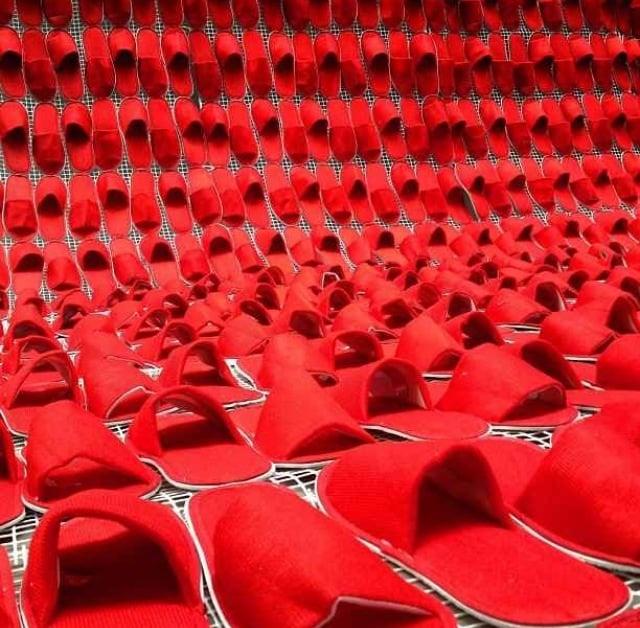 Expo Chinese Work. Elia Torrecilla y Jaime Reina
