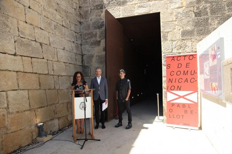 Inauguración Actos de Comunicación. Foto: Gabinete Prensa. Ayto. Alicante
