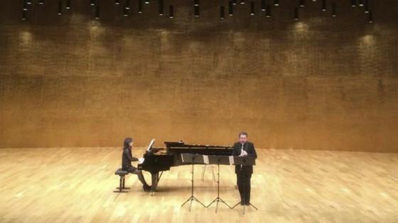 El duo Eduard Terol i Silvia Gómez ofereix un recital aquest divendres en la Seu Universitària Ciutat d'Alacant