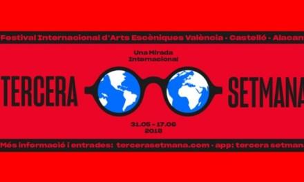 Festival Tercera Setmana: teatre d'avantguarda, dones creadores i amb una mirada molt internacional