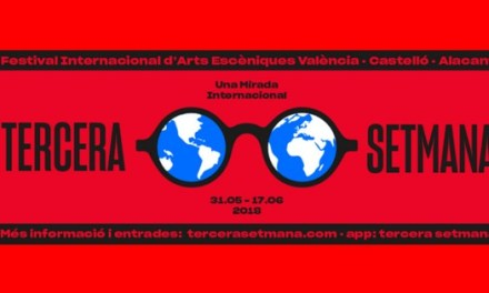 Festival Tercera Setmana: teatro de vanguardia, mujeres creadoras y con una mirada muy internacional