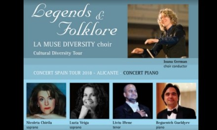 El coro canadiense La Muse Diversité presenta en el Paraninfo de la UA «Légendes & Folklore»