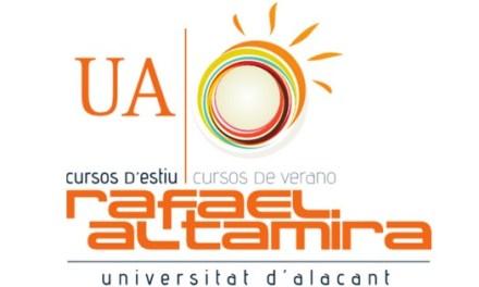 La Sede Universitaria de Torrevieja acoge el acto inaugural de los Cursos de Verano Rafael Altamira de la UA
