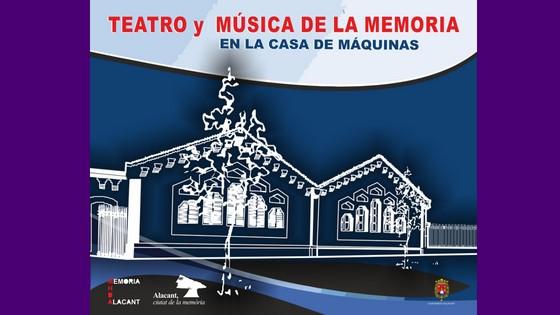 Comienza un ciclo de Teatro y Música sobre la Guerra Civil en Alicante