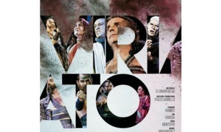 Viriato, de Florián Recio i Coriolano después de William Shakespeare en el Festival de Teatre Clàssic de l'Alcúdia