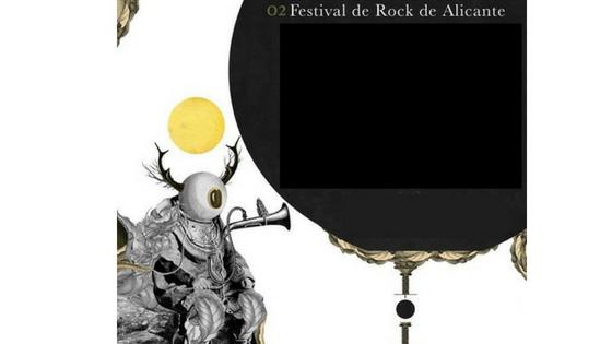 """La concejalía de Cultura abre el plazo para el """"Concurso de proyectos destinados a la realización de festival de rock en la ciudad de Alicante"""""""