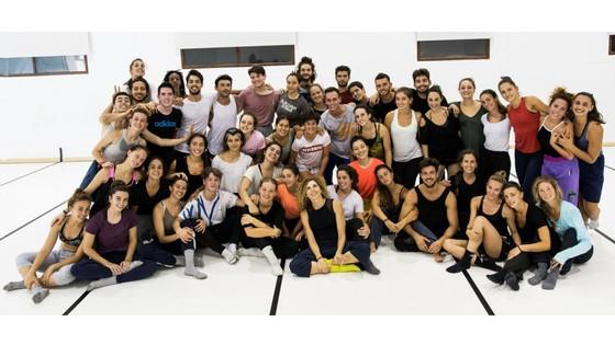 Els intensius de dansa de Asun Noales cada estiu en el Escorxador