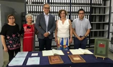 La Diputación de Alicante invierte 45.000 euros en la actualización y reordenación del Archivo de Bigastro
