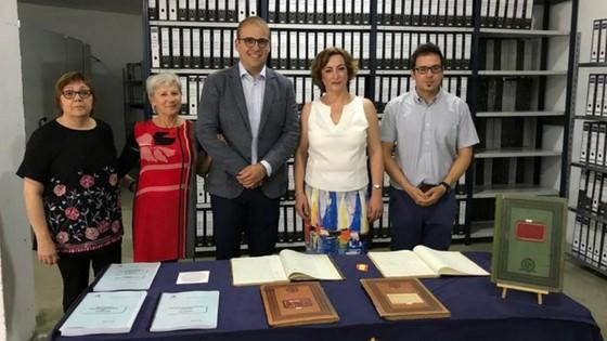 La Diputació d'Alacant inverteix 45.000 euros en l'actualització i reordenació de l'Arxiu de Bigastro