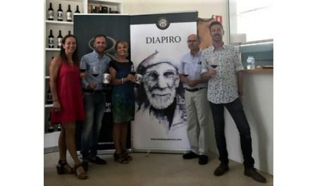 """""""Diapiro"""", la esencia de Pinoso transformada en vino"""