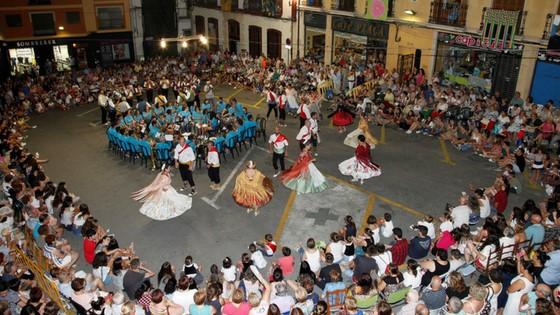 Callosa d'en Sarrià celebrará las tradicionales Danzas de Sant Jaume del 20 al 22 de julio