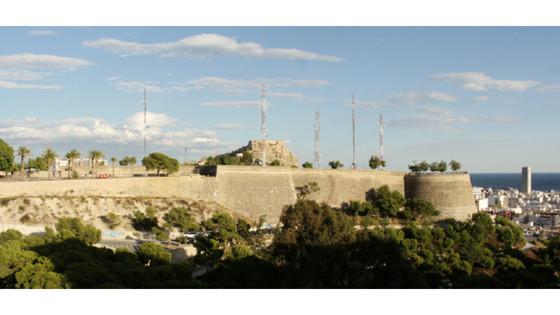 L'Ajuntament d'Alacant va a iniciar la rehabilitació arquitectònica del Castell de Sant Ferran para para la seua promoció cultural i turística sostenible