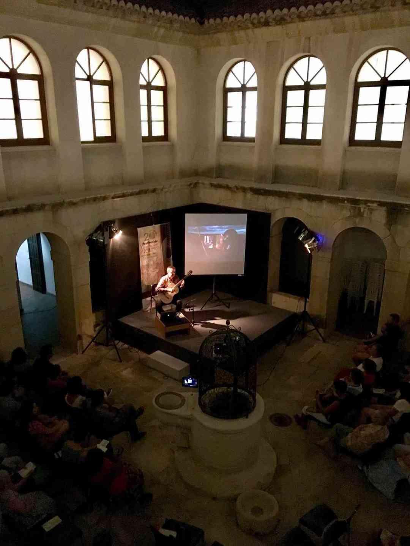 Concierto Eduardo Baranzano. Foto: Gabinete Prensa. Festival Ciutat Elx
