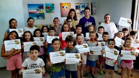 Clausura de las Escuelas Municipales de Verano de Finestrat