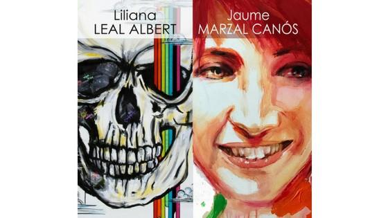 Exposición de Liliana Leal y Jaume Marzal en Bahco Art de Calp