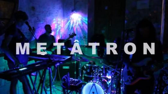 Concierto de METATRON: cosmomúsica el viernes en el Barrio de San Gabriel