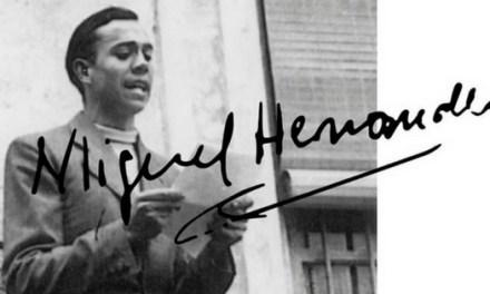 La Fundació Miguel Hernández convoca el premi internacional de poesia 2019 amb una dotació econòmica de 8.000 euros i publicació del poemari