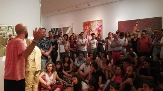 Más de cinco mil de visitantes respaldan el éxito de la Noche en Blanco de los Museos de Alicante