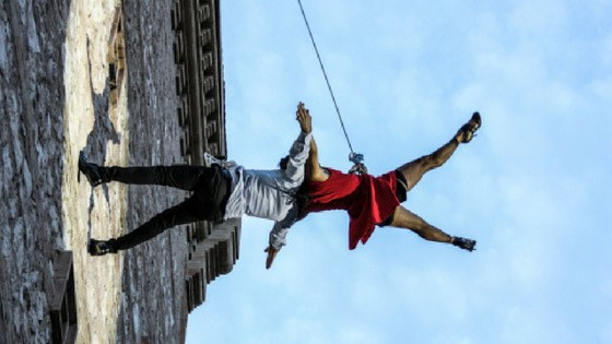 Guardamar estrena el próximo sábado una proyección en 3D y un espectáculo de danza aérea