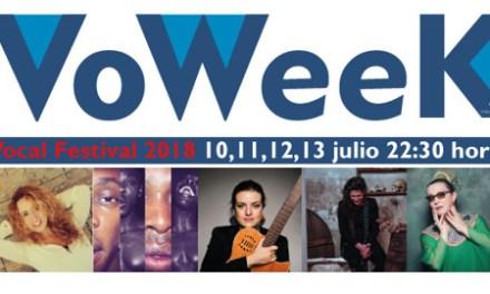 VOWEEK Festival cinc propostes per a gaudir de la veu i de la bona música