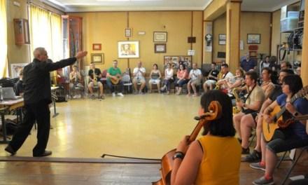 L'avantguarda cultural es dóna cita aquesta setmana a Xàbia amb els cursos internacionals de percussió contemporània i soundpainting