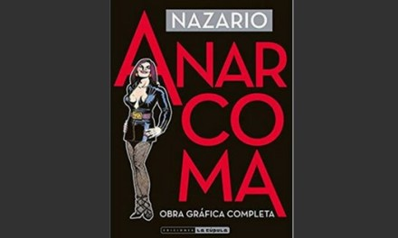 Nazario y Cómic LGTBI en el Campus amb Orgull