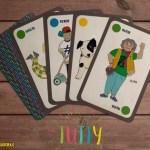 Tutty, un juego de familias diversas