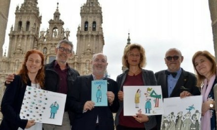 """""""Cándido y los demás"""", de Fran Pintadera y Christian Inaraja, gana el XI Premio Internacional Compostela de Álbum Ilustrado"""