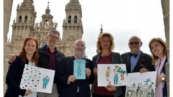 """Cándido y los demás"", de Fran Pintadera i Christian Inaraja guanya el XI Premi Internacional Compostela d'Àlbum Il·lustrat"