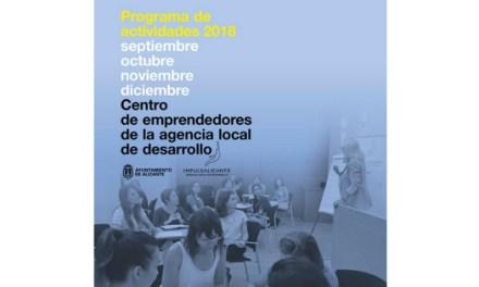L'Agència Local de Desenvolupament organitza més de 30 cursos i activitats d'accés gratuït fins a cap d'any