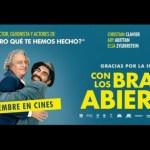 """El cine de verano de la concejalía de Cultura de Elche arranca con la proyección """"Con los brazos abiertos"""""""