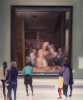 """Obra """"Ameninatropia"""" del autor José Antonio Hinojos Morales. Foto: Fundación Jorge Alió"""