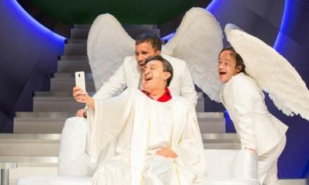 """Mariano Peña en el Auditorio de Torrevieja con """"Obra de Dios"""""""