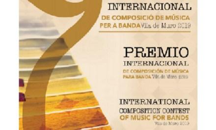 "Premio Internacional de Composición de Música para Banda ""Vila de Muro"""