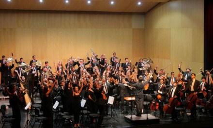 L'Auditori Teulada Moraira es vesteix de gala per acollir el VI Festival Internacional de Joves Orquestres