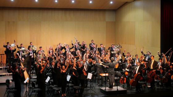 El Auditori Teulada Moraira se viste de gala para acoger el VI Festival Internacional de Jóvenes Orquestas