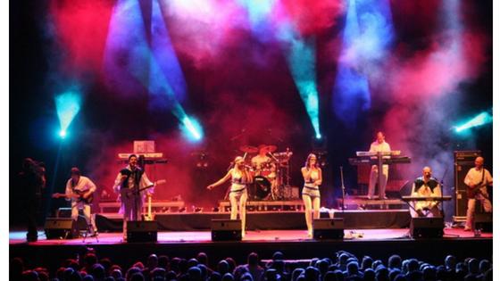 """""""Orihuela, mar i música"""" amb el concert aquest dissabte de ABBA Revival en Platja Flamenca"""