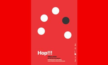Comienza Hop!!! Villena, la fiesta del circo