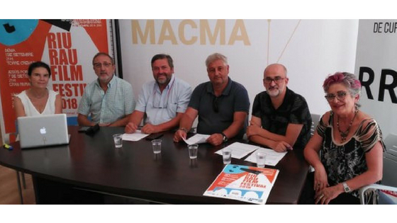 Riu Rau Film Festival de Xàbia en septiembre 2018