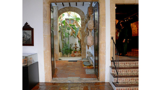 Xàbia da a conocer los secretos del Museo Soler Blasco a través de una ruta turística