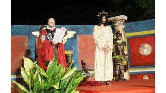 La Semana Santa de Guardamar, sus escenificaciones de la Pasión, aspiran a ser Fiestas de Interés Turístico de la Comunitat Valenciana