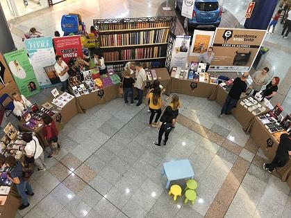 L'Aljub patrocina la cinquena fira d'autors que reunirà a 18 autors de la província d'Alacant
